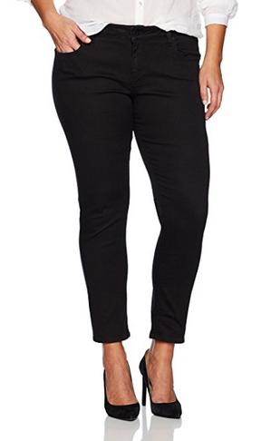 Lucky Brand Women's Plus Size Ginger Skinny Jean in Bell