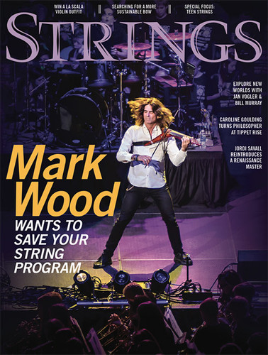 STRINGS MAGAZINE FEATURE