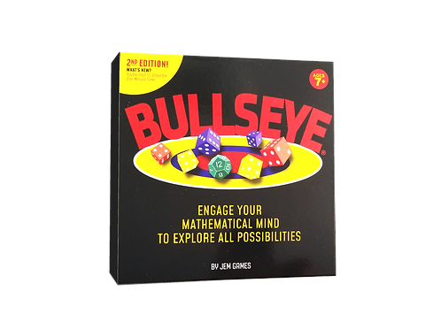 Bullseye | 2nd Edition