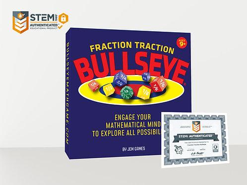 Fraction Traction Bullseye   2nd Edition