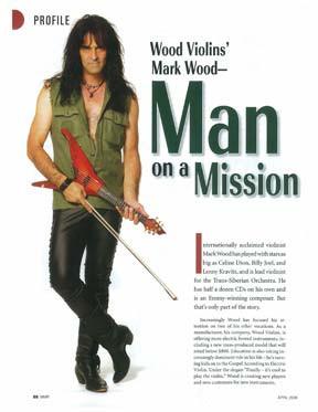 MMR Magazine | Man on a Mission