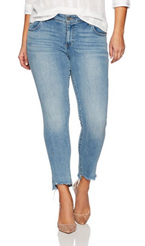 Lucky Brand Women's Plus Size Ginger Skinny in Divinty