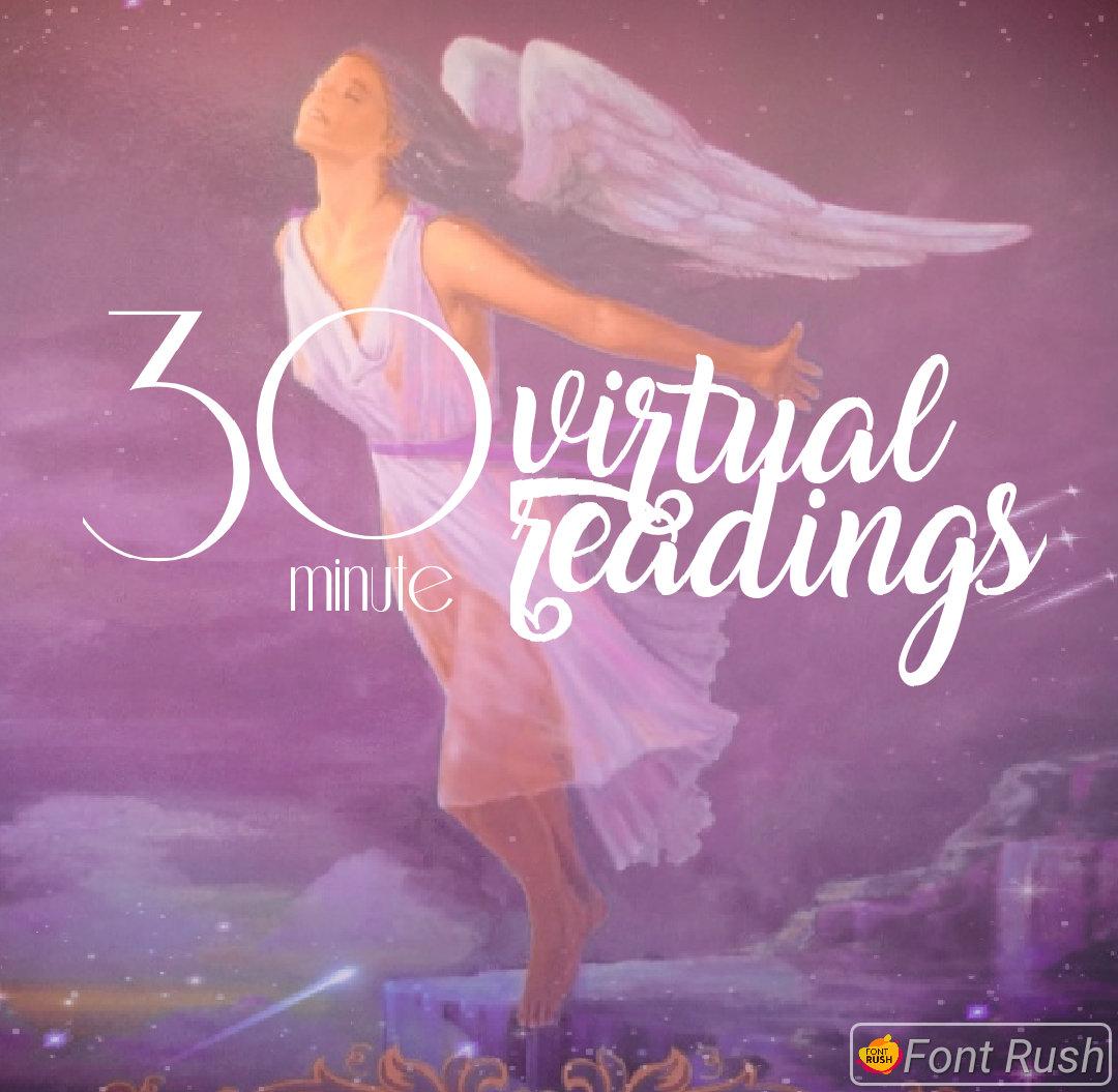 30 Minute Virtual Reading