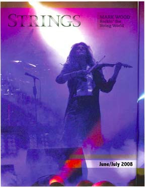 String Magazine Article