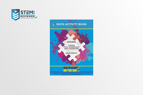 Math Kids on the Go Activity Book