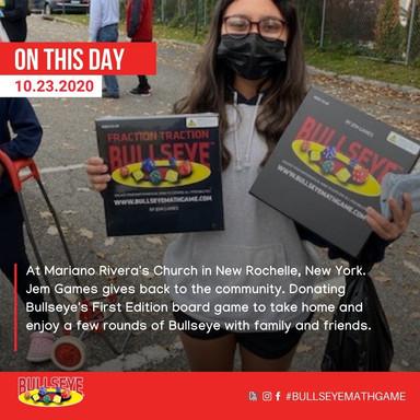 Mariano Rivera Church Donation