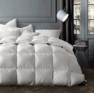 Globon Winter Washable Texcote Nano-Treated White Goose Down Comforter