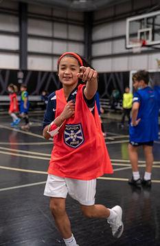Infantil - Alevin Category image of team players.