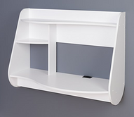 Prepac Kurv Floating Desk, White.PNG