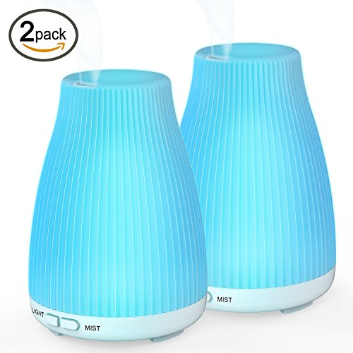 ESSENTIAL OIL ULTRASONIC AROMA DIFFU