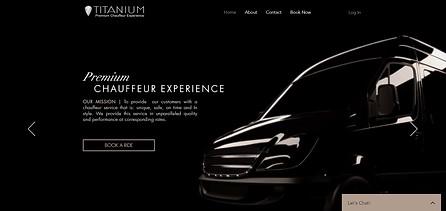 Titanium | Premium Chauffeur Experience