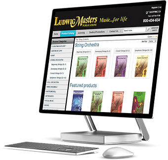 Ludwig Master Publications Website