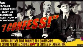 Trump's Corruption Defense Is His Confession
