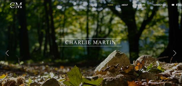 Charlie Martin | The Screenwriter