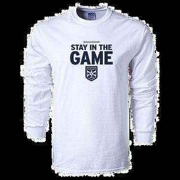 Alianza Futsal Gear | Stay in the Game Tee Shirt