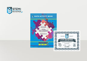Math Activity Book with STEM Badge.jpg