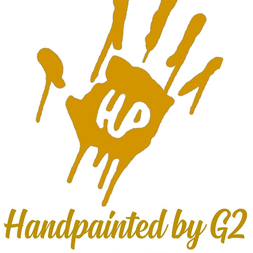 LI Fashion Expo:Hand Painted by G2
