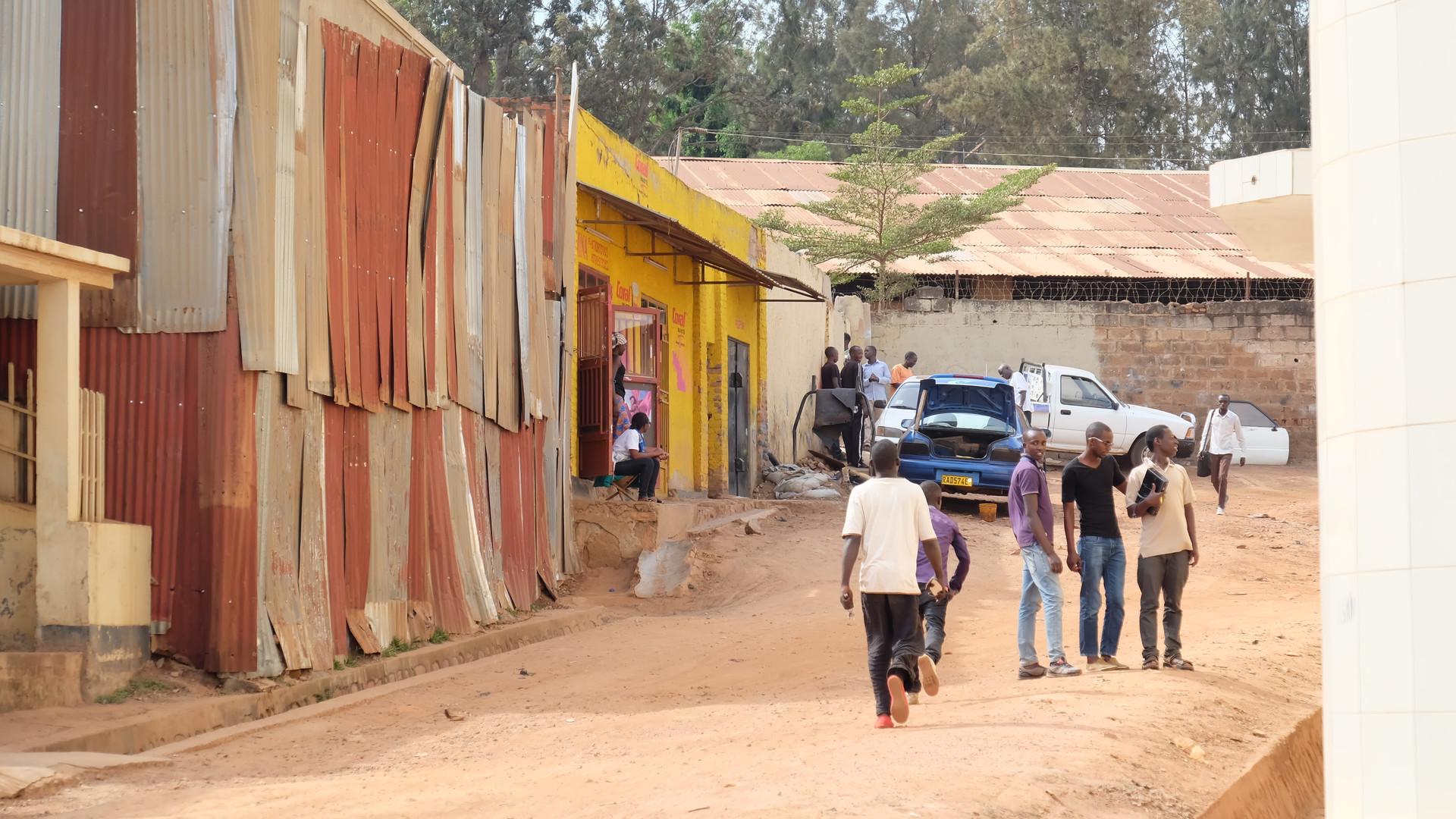 "Strolling through Nyamirambo as a ""Muzungu"""