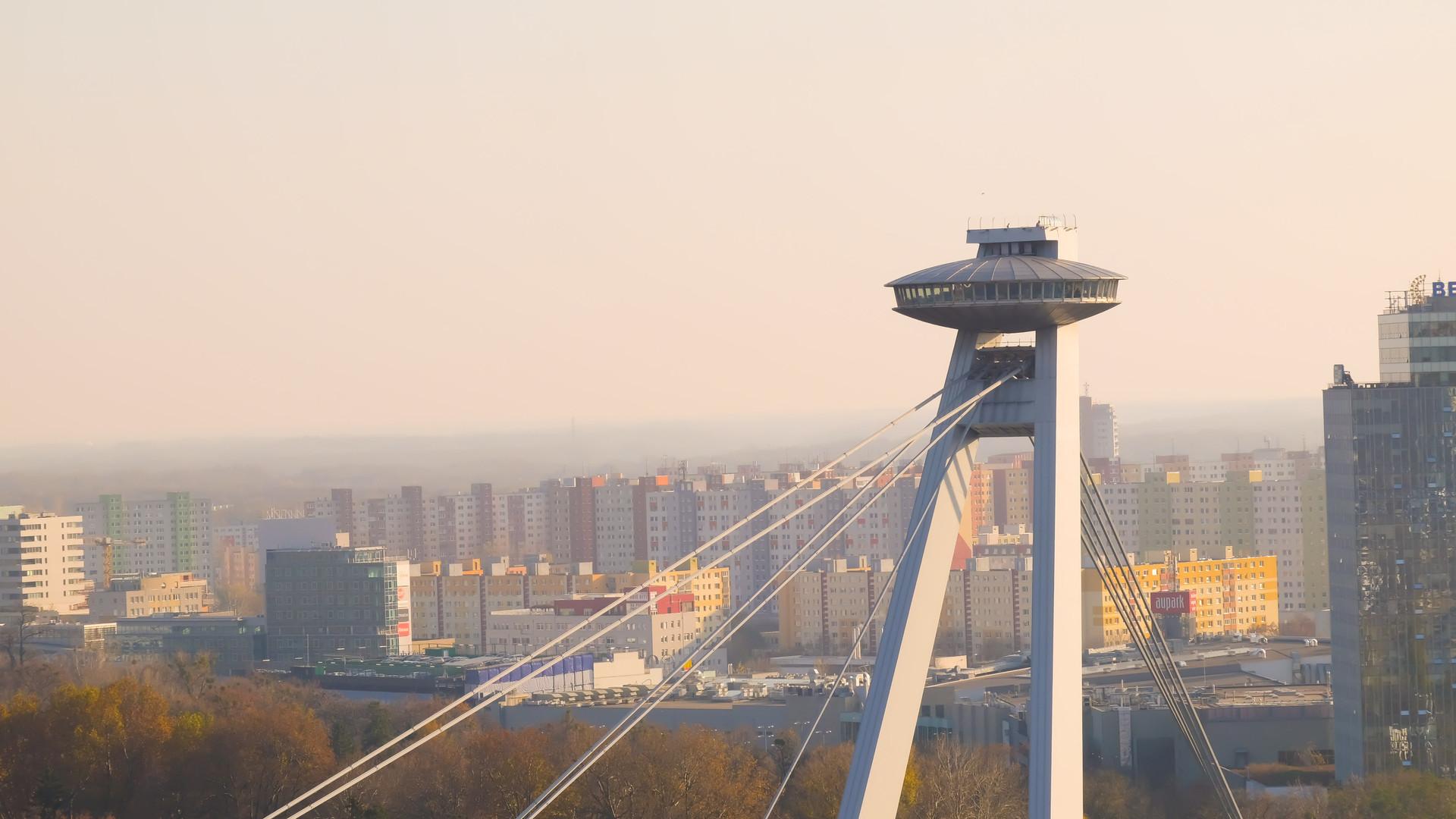 Good morning Bratislava