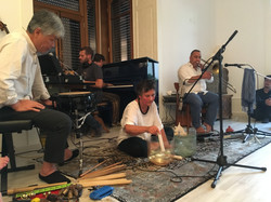 Salon de Jazz chez Steph et Livia