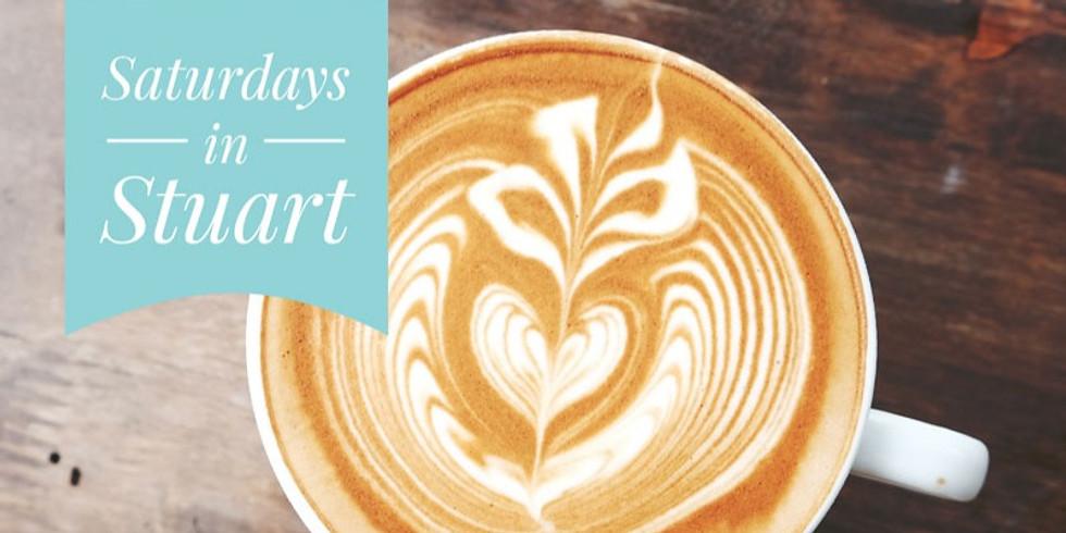 Saturdays in Stuart: Yoga & Coffee