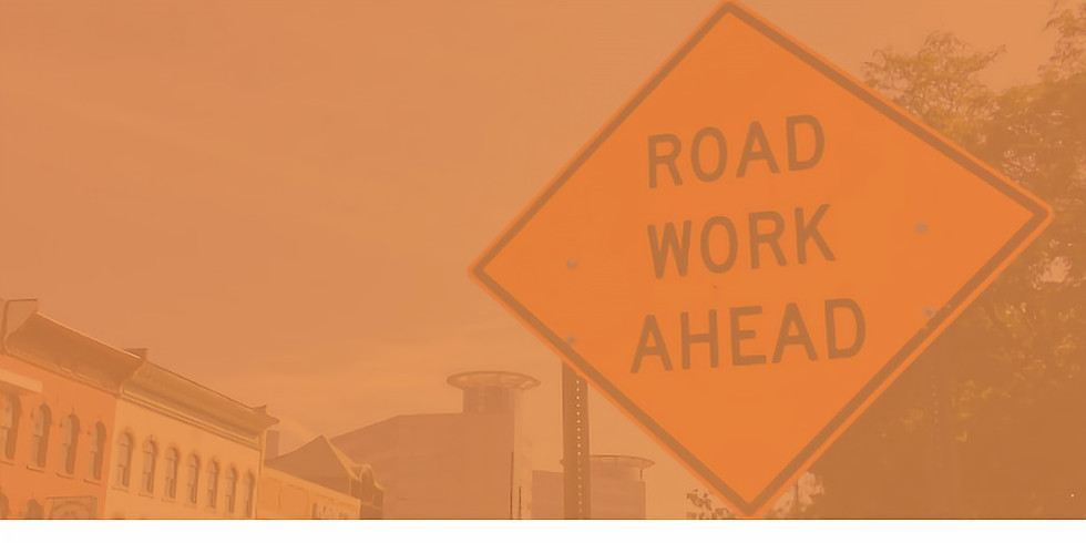 Downtown Construction Projects Info Meeting