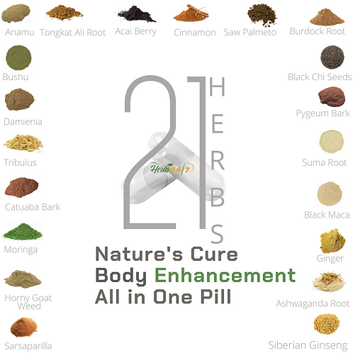 Total Body Enhancement Pill