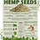 Thumbnail: Hemp Seeds (4oz)