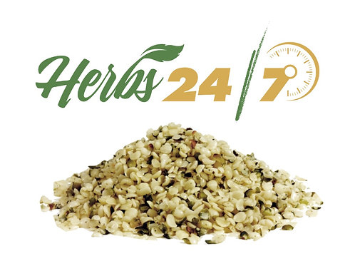 Hemp Seeds (4oz)