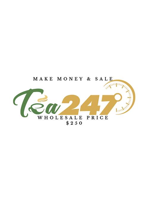 SALE TEA 24/7