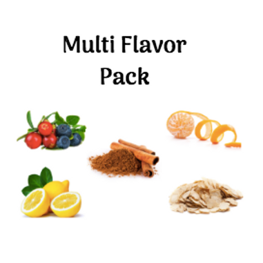 Multi-Flavor Pack