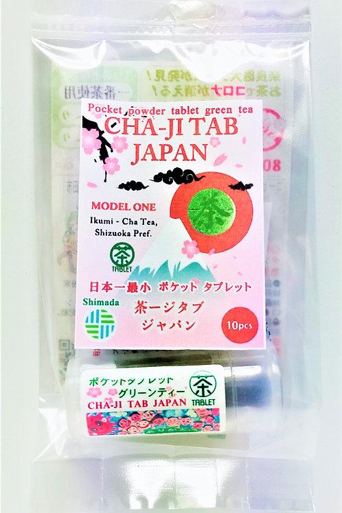 日本一最小ポケットタブレット「茶ージタブ ジャパン」