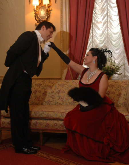 Act I, The Merry Widow