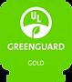 Certificação Greenguard Gold UL