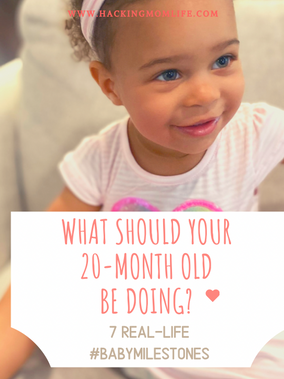 20-Month-Old Child Milestones:  7 Real-Life Examples