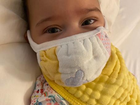 Paranoid Mom & Coronavirus: 4 Tips to stay safe.