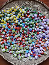 Beaded Eggs for Idexx Laboratories