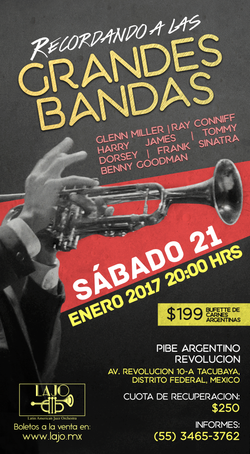 Grandes Bandas del Jazz