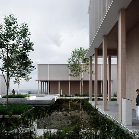 MUSEUM IN AKERSHUS | DAN LAYDEN