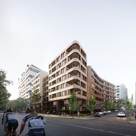 888 BOURKE ST | PTW