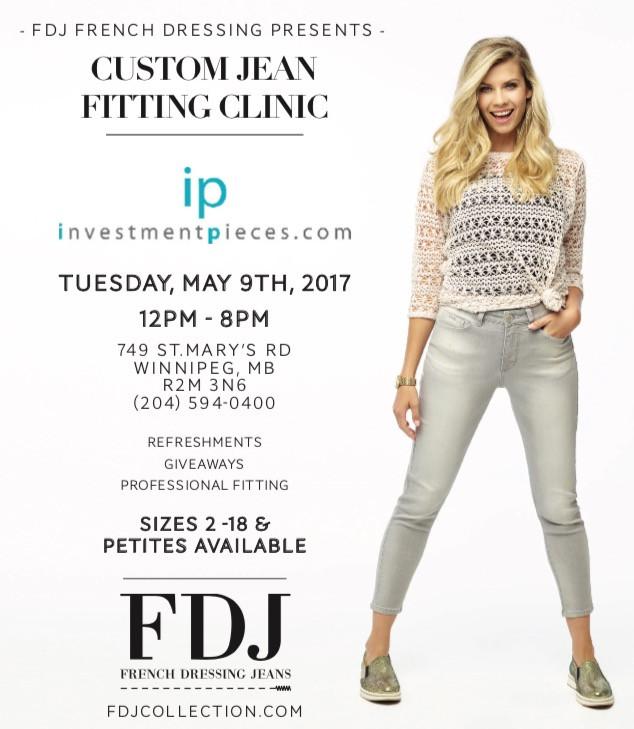 FDJ Fit Clinic in Winnipeg