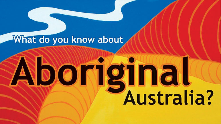 Aboriginal cultural awareness