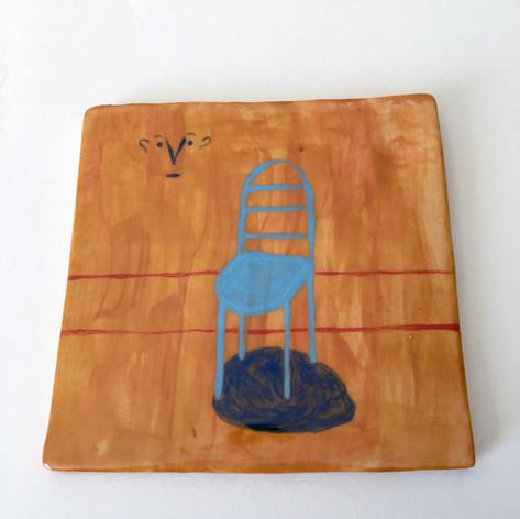 chair tile