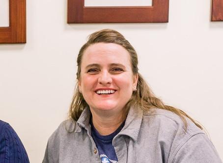 Volunteer Of The Month: Sandy Rogers