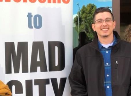 March 2020 Volunteer Of The Month: Manuel Valdez