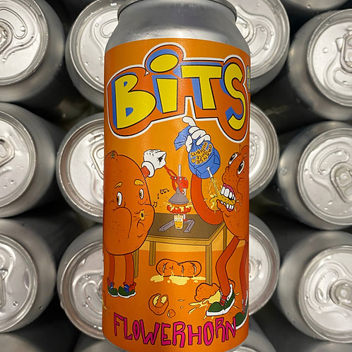 Bits - 5.5% Orange Juice IPA - 440ml Can