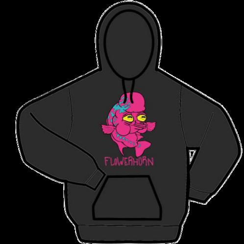 Flowerhorn Logo Hoodie
