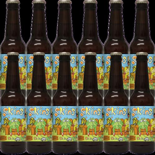 Skins -12 x 330ml Bottles