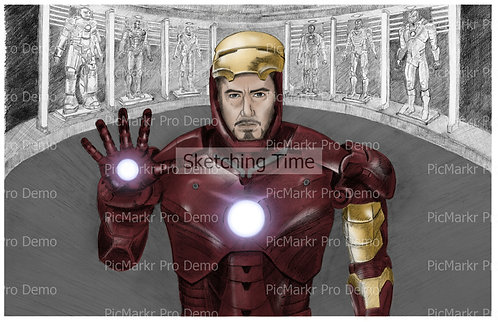 IRONMAN color