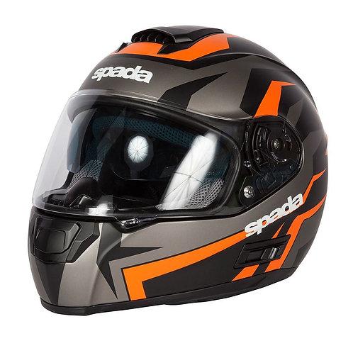 Spada SP16 Voltor Matt Black/Orange